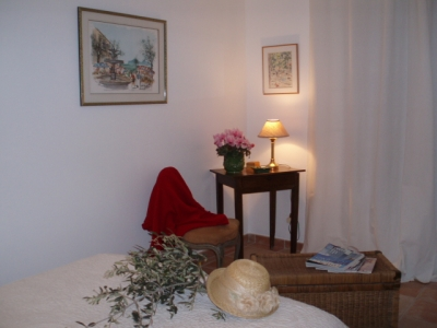 chambre location de vacances Bandol
